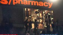 IMAGES: CVS damaged in Raleigh riots reopens, another step towards downtown's comeback