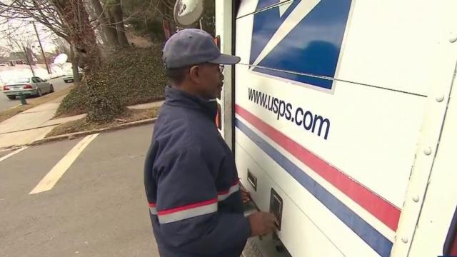 USPS workers report less attacks by dogs