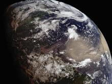 Massive Saharan Dust Cloud to Move Across Southeast U.S. This Week