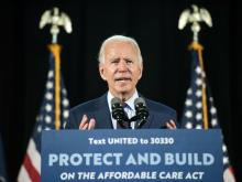 Biden Hits Trump's Coronavirus Response: 'He's Worried About Looking Bad'