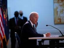 These Top Democrats Go Further Than Biden on Diverting Police Funds
