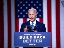 Biden Announces $2 Trillion Climate Plan