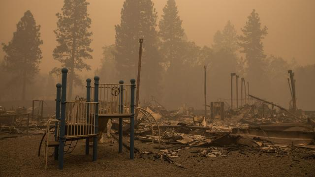 As Wildfires Burn Out of Control, the West Coast Faces the Unimaginable