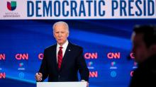 IMAGE: Poll: Biden's national lead over Trump jumps to 14 points after debate