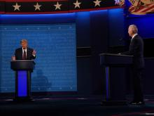 Biden Easily Cleared the Low Bar Set by Trump in a Chaotic First Debate