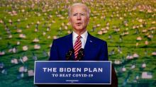 IMAGES: Fact check: Biden ad says Trump would slash Medicare benefits