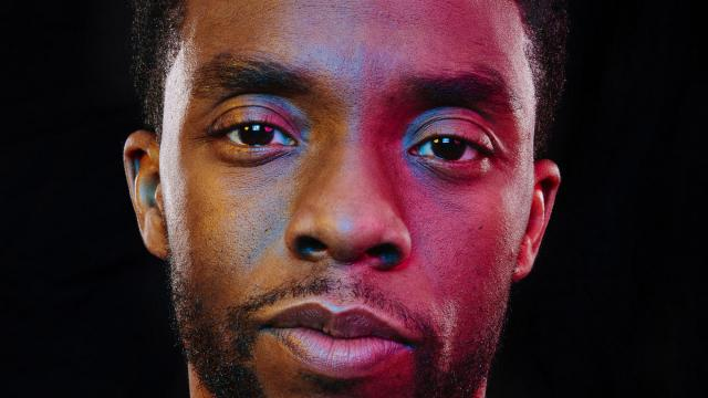 FILE -- Chadwick Boseman in Beverly Hills, Calif., Jan. 30, 2018. Death has rarely so shaped a year as it did in 2020. Boseman died on Aug. 28, 2020. (Brinson+Banks/The New York Times)