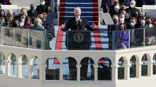 IMAGE: Editorial: Biden talks of what's worth battling for, not fighting against