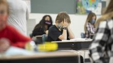IMAGES: Editorial: Truitt -- standing with school kids or politicians?
