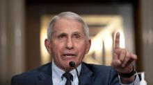 IMAGES: Fact check: Fauci says 'few religions' prohibit vaccinations