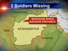 82nd Airborne paratroopers missing in Afghanistan