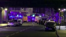London police name suspect in mosque attack
