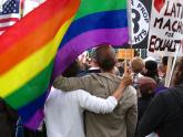 IMAGE: Russian 'gay propaganda law' discriminatory, European court rules