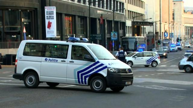 Suspect fatally shot in Brussels Central Station terror attack