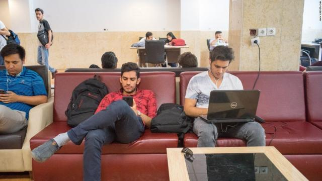 Tehran's Sharif University of Technology was founded to help put Iran on the science and technology map.