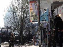 Suicide bomb attack kills 24 in Kabul