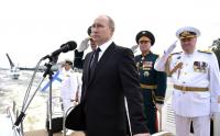 IMAGES: Russia flaunts military might across the world with Navy Day celebrations