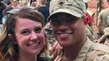 IMAGES: Department of Defense confirms 2 soldiers killed in Afghanistan were stationed at Fort Bragg