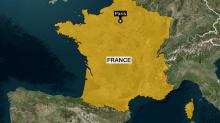 IMAGES: French pizzeria rammed by car; one dead
