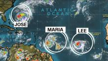 IMAGE: Hurricane Maria is following Irma's path and getting stronger
