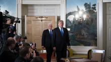 IMAGES: Trump Recognizes Jerusalem as Israel's Capital and Orders U.S. Embassy to Move