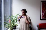 IMAGES: A Woman's Voice for Women at the U.N. Agency for Reproductive Rights