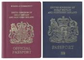 IMAGE: Feeling Blue (and Feeling Good): UK Picks a Post-Brexit Passport Color