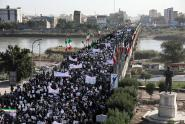 IMAGE: Iran's Revolutionary Guards claim protests over