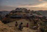 IMAGE: Rohingya Militants in Myanmar Claim Responsibility for Attack