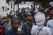 IMAGE: President of Liberia Is Ousted in a Party Brawl