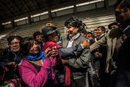IMAGE: Bolivia Tells President His Time Is Up. He Isn't Listening.
