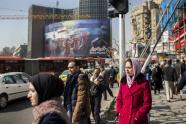 IMAGE: Compulsory Veils? Half of Iranians Say 'No' to Pillar of Revolution