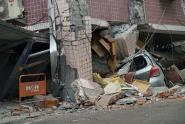 IMAGES: 10 still missing in Taiwan after earthquake topples buildings