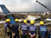 IMAGES: 'Save Me, Save Me': Scores Dead in Plane Crash in Kathmandu