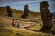 IMAGES: Easter Island Is Eroding