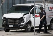 IMAGE: The man accused of mowing down Toronto pedestrians is charged with murder