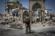 IMAGE: Mosul's Renowned Religious Complex Will Rise From the Rubble
