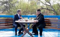 IMAGES: Korean Accord Draws Praise and Caution From North's Neighbors