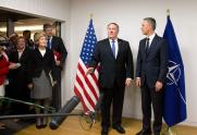 IMAGE: New Secretary of State, Wasting No Time, Warns Europe About Iran Pact