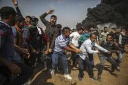IMAGES: The Gazan at the Fence: 'Death or Life — It's the Same Thing'