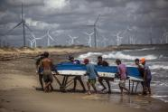IMAGES: 'This Noise That Never Stops': Wind Farms Come to Brazil's Atlantic Coast
