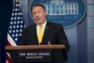 IMAGES: Trump Says Abandoning Iran Deal Has Already Curbed Tehran's Bad Behavior