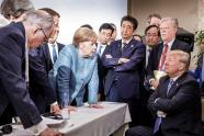IMAGE: A Trump Photo Goes Viral, and the World Enters a Caption Contest