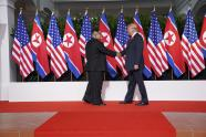 IMAGES: The Summit Was Unprecedented, the Statement Vague and the Day Historic