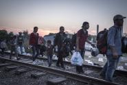IMAGE: Hungary Passes 'Stop Soros' Law Criminalizing Aid to Migrants
