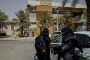 IMAGES: Free to Drive, Saudi Women Still Must Take a Back Seat to Men