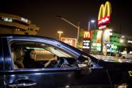 IMAGES: A Moment to Savor: A Saudi Woman Rejoices as Driving Ban Ends