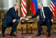 IMAGE: Putin Invites Trump to Moscow for Second Meeting After Washington Postponed Plans