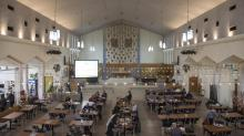 IMAGES: Where churches have become temples of cheese, fitness and eroticism