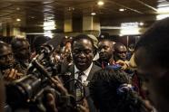 IMAGE: Mnangagwa Wins Zimbabwe's First Election Since Mugabe's Fall